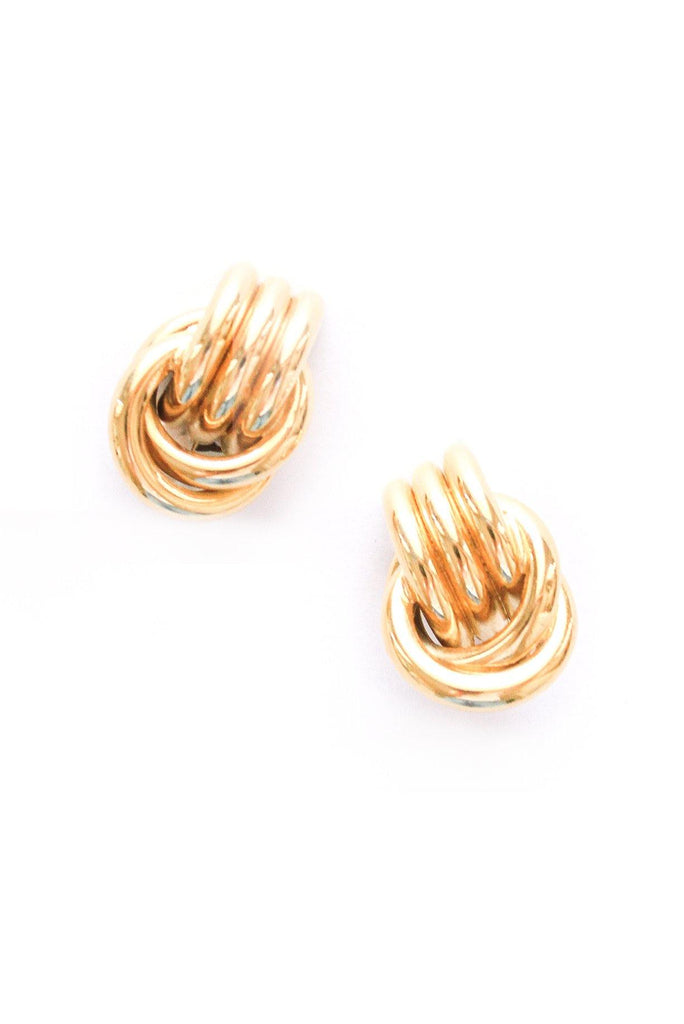 Classic Door Knocker Clip-on Earrings