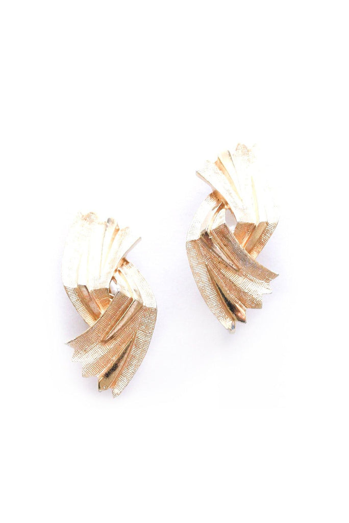 Twised Clip-on Earrings