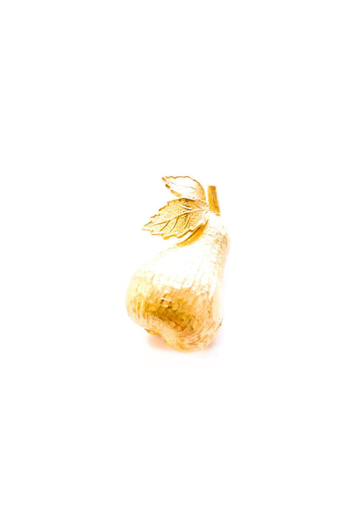Mini Pear Brooch