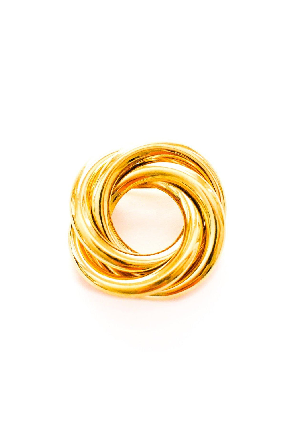 Classic Rings Brooch