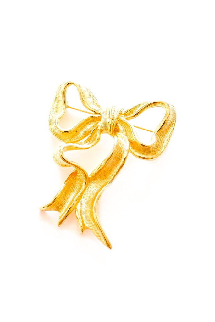 Pretty Bow Brooch