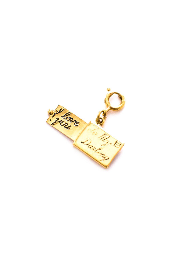 Love Note Charm