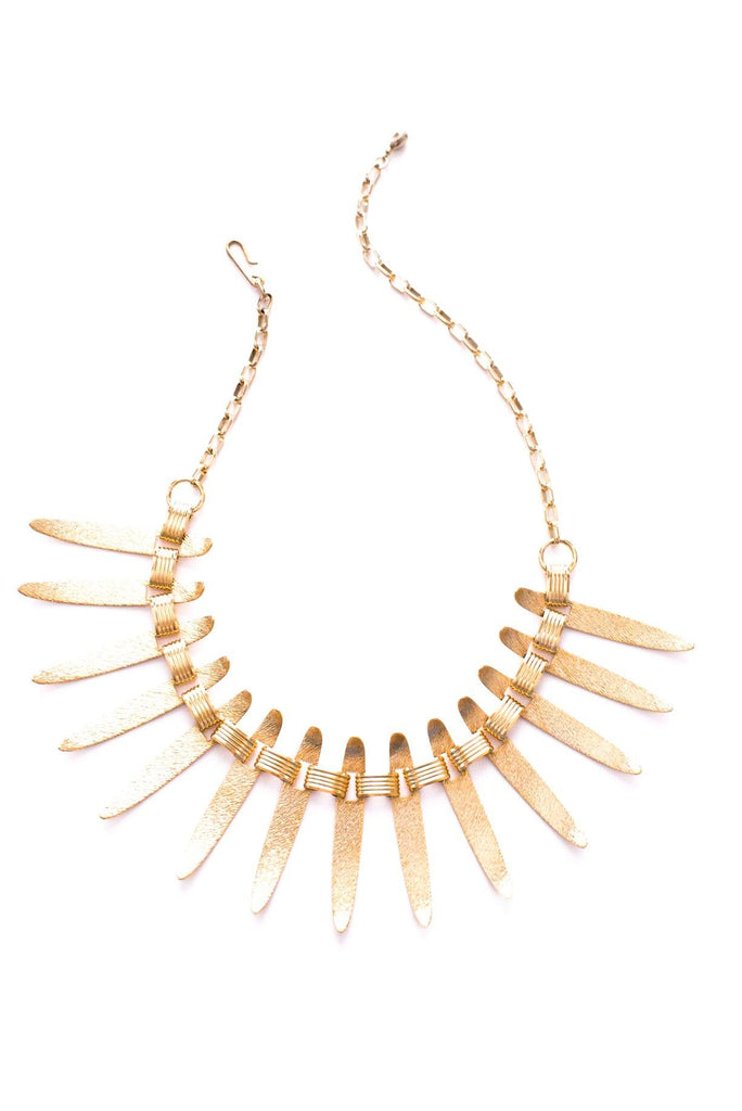 Statement Claw Necklace