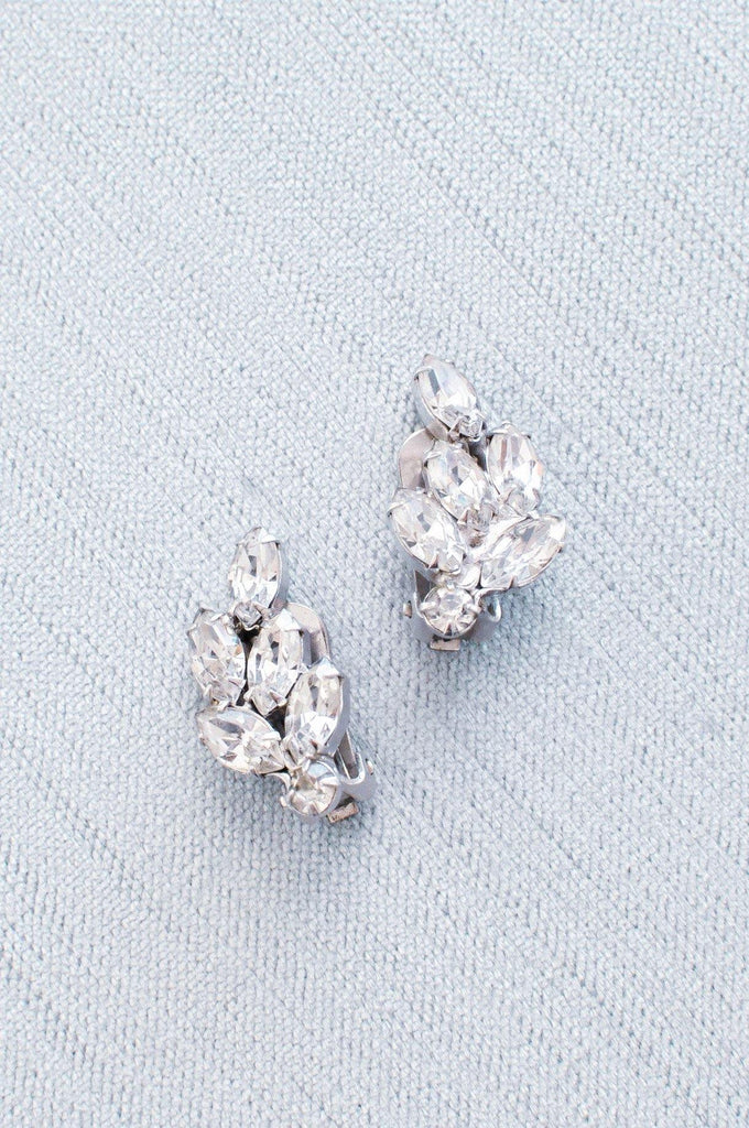 Classic Crawler Clip-on Earrings