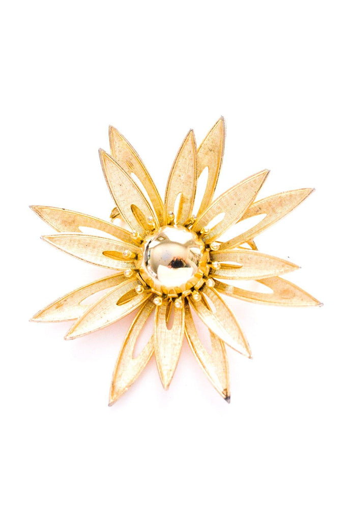 Statement Pop Floral Brooch