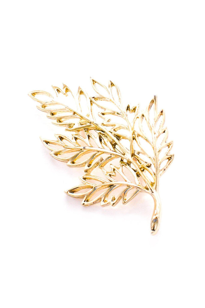 Classic Branches Brooch