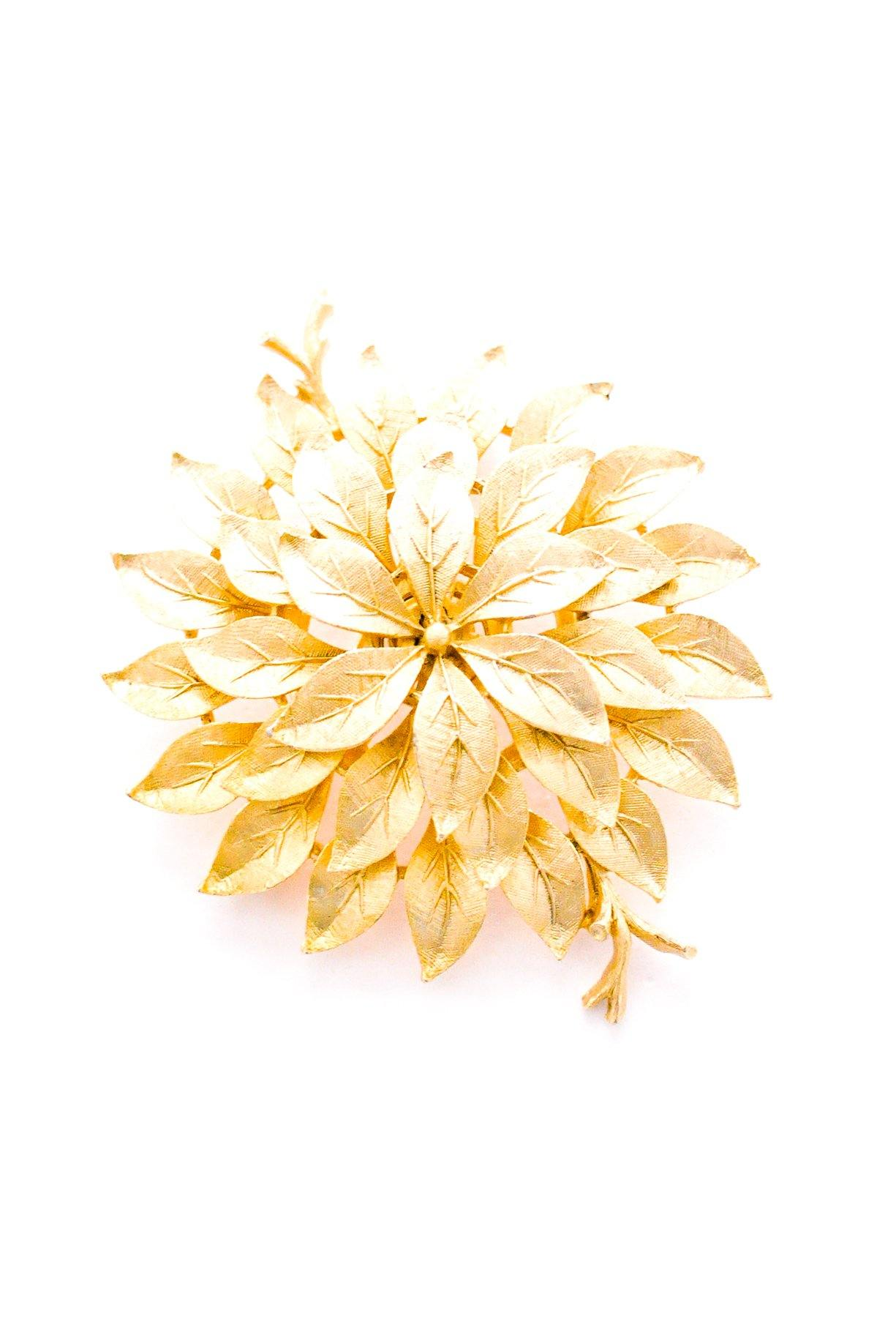 Floral Branches Brooch