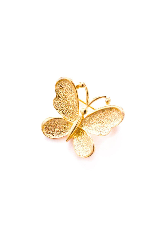 Mini Butterfly Brooch