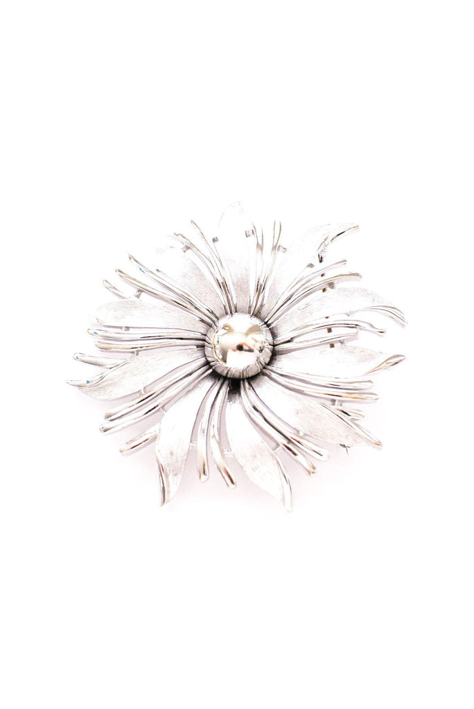 Classic Floral Brooch