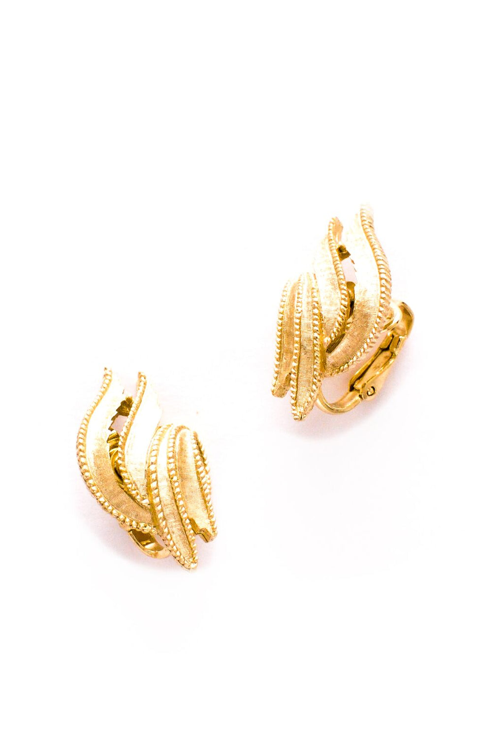 Crawler Clip-on Earrings