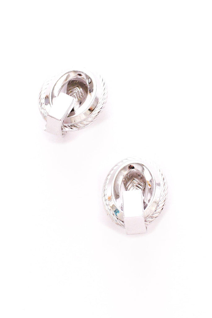 Geo Clip-on Earrings
