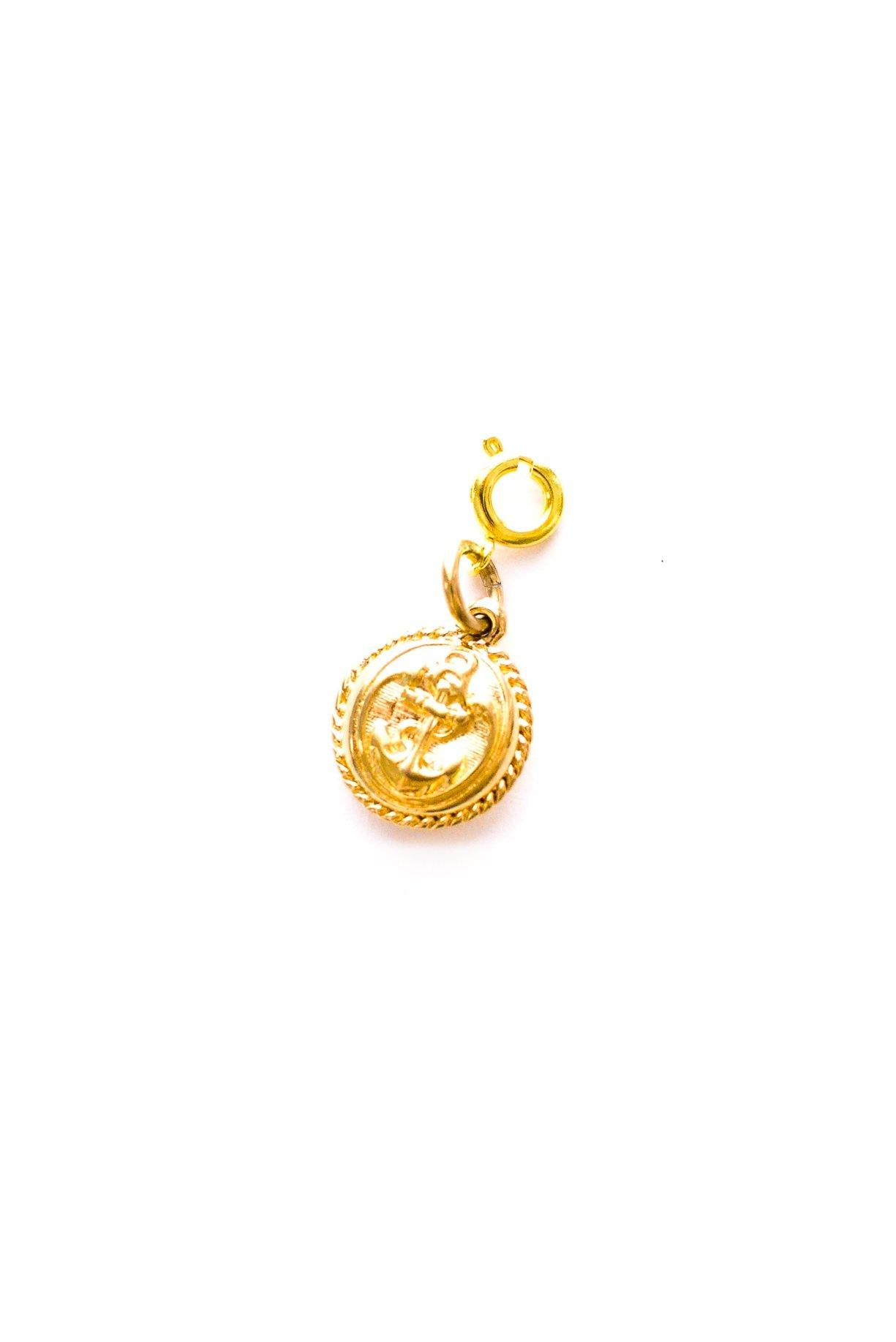 Nautical Anchor Charm
