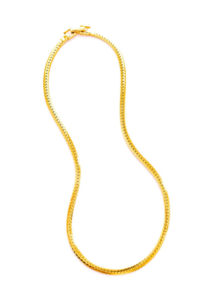Classic Snake Chain Necklace