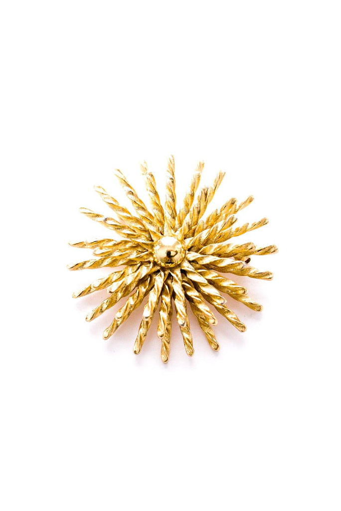 Burst Brooch