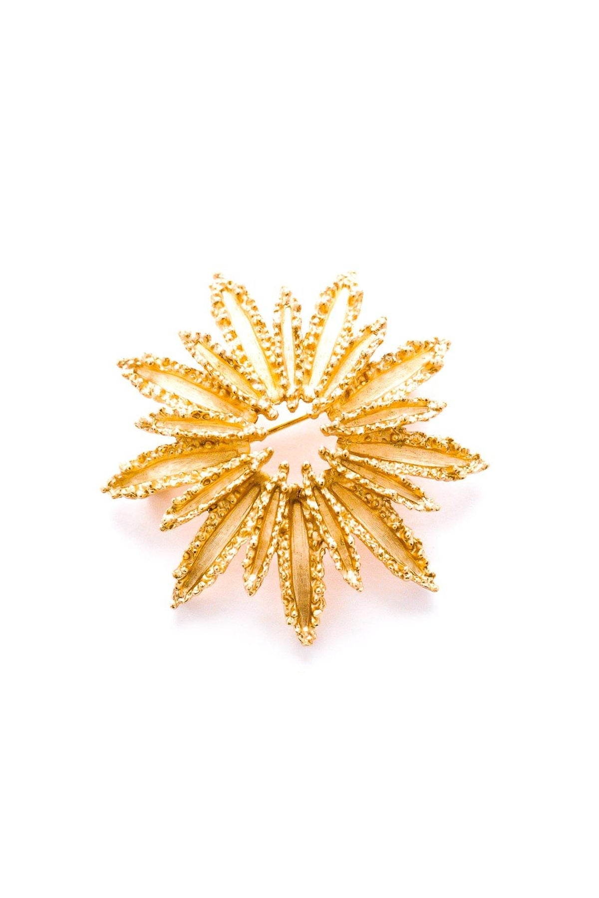 Vintage Avon Burst Brooch from Sweet & Spark