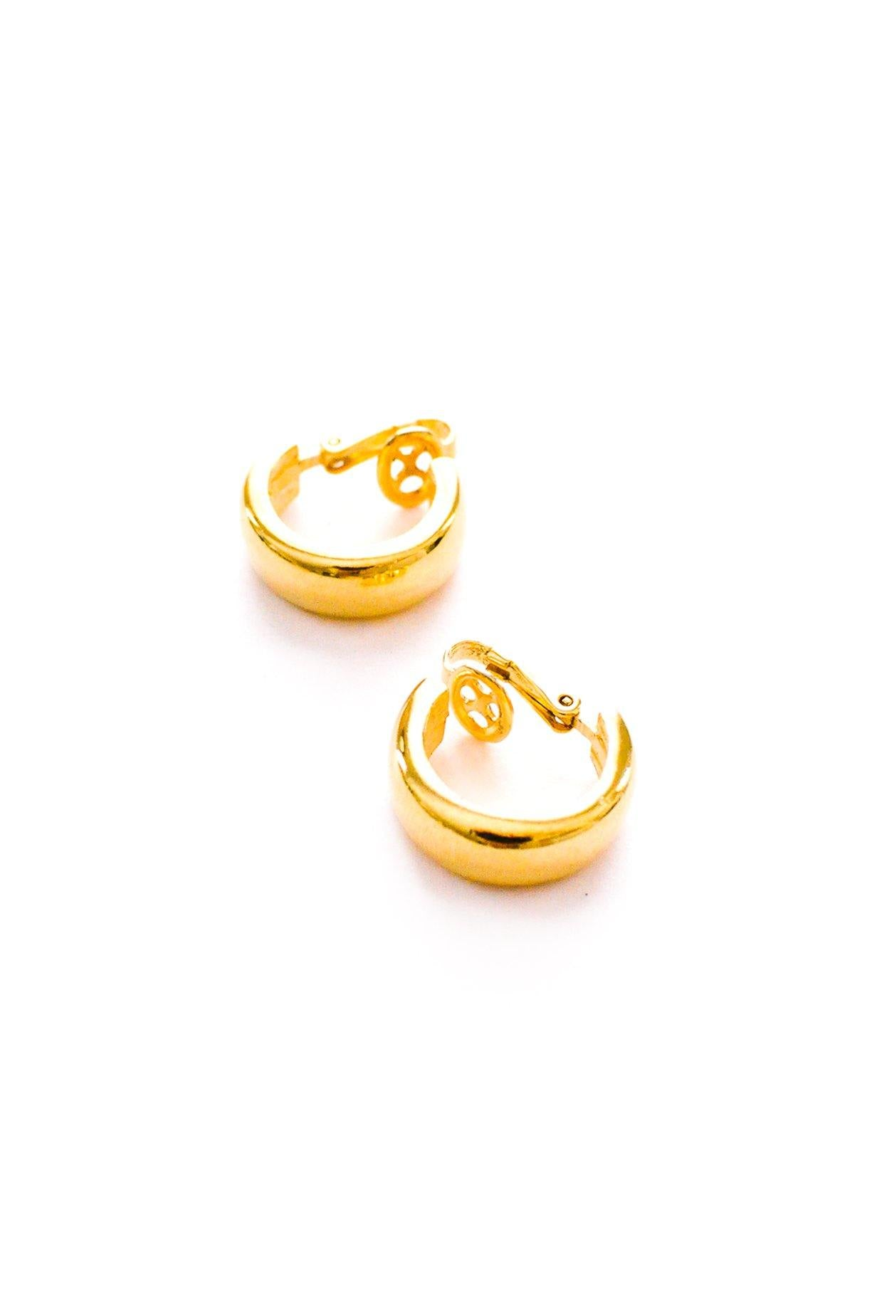 Hoop Clip-On Earrings
