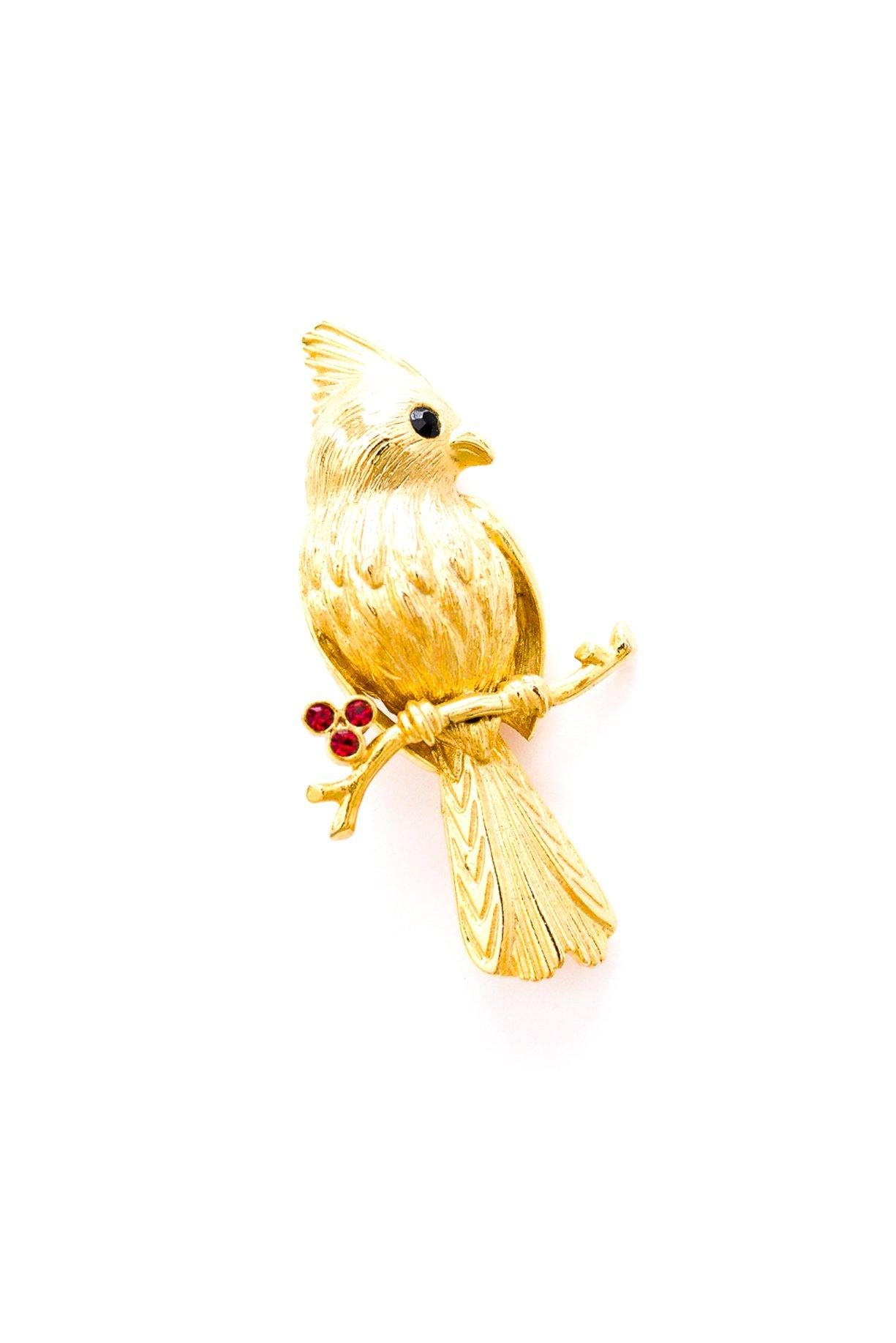 Vintage Gerry's Bird Brooch from Sweet & Spark.
