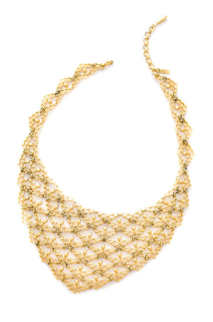 Classic Bib Necklace
