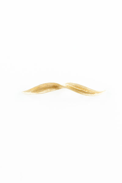 60's__Coro__Twisted Leaf Pin
