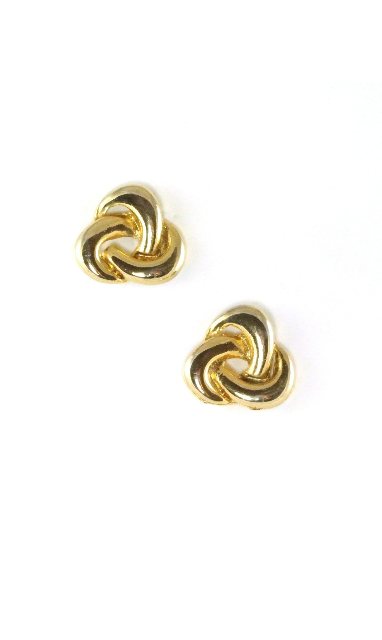 70's__Vintage__Classic Drop Link Earrings