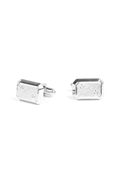 50's__Vintage__Rectangle Cuff Links