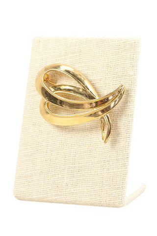 70's__Allison Reed__Swirl Brooch
