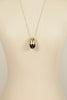 70's__Avon__Perfume Necklace