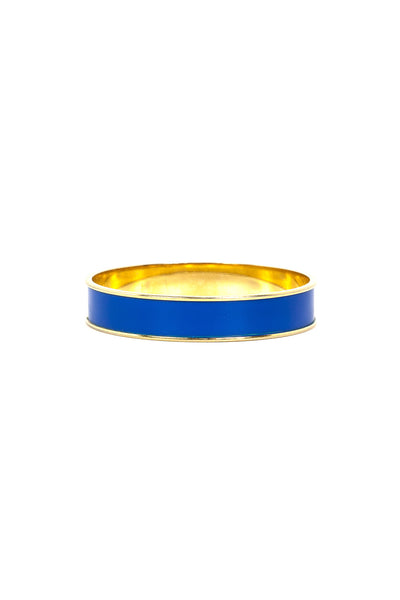 80's__Monet__Blue Bangle
