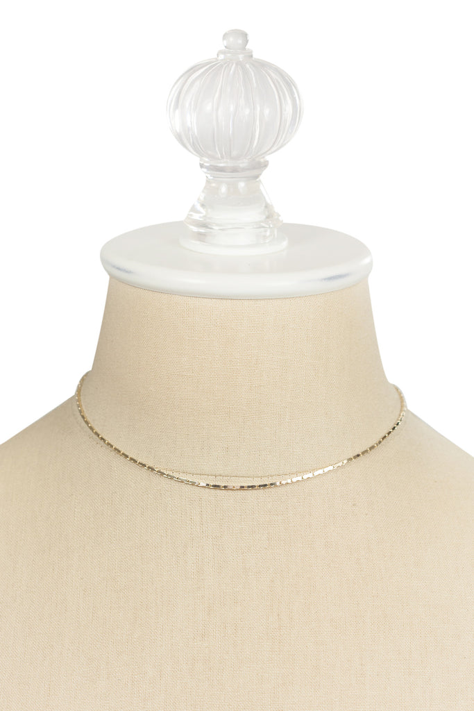 70's__Sarah Coventry__Dainty Necklace