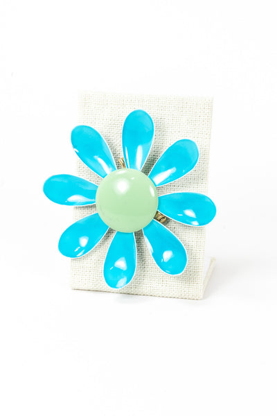 60's__Vintage__Flower Pin
