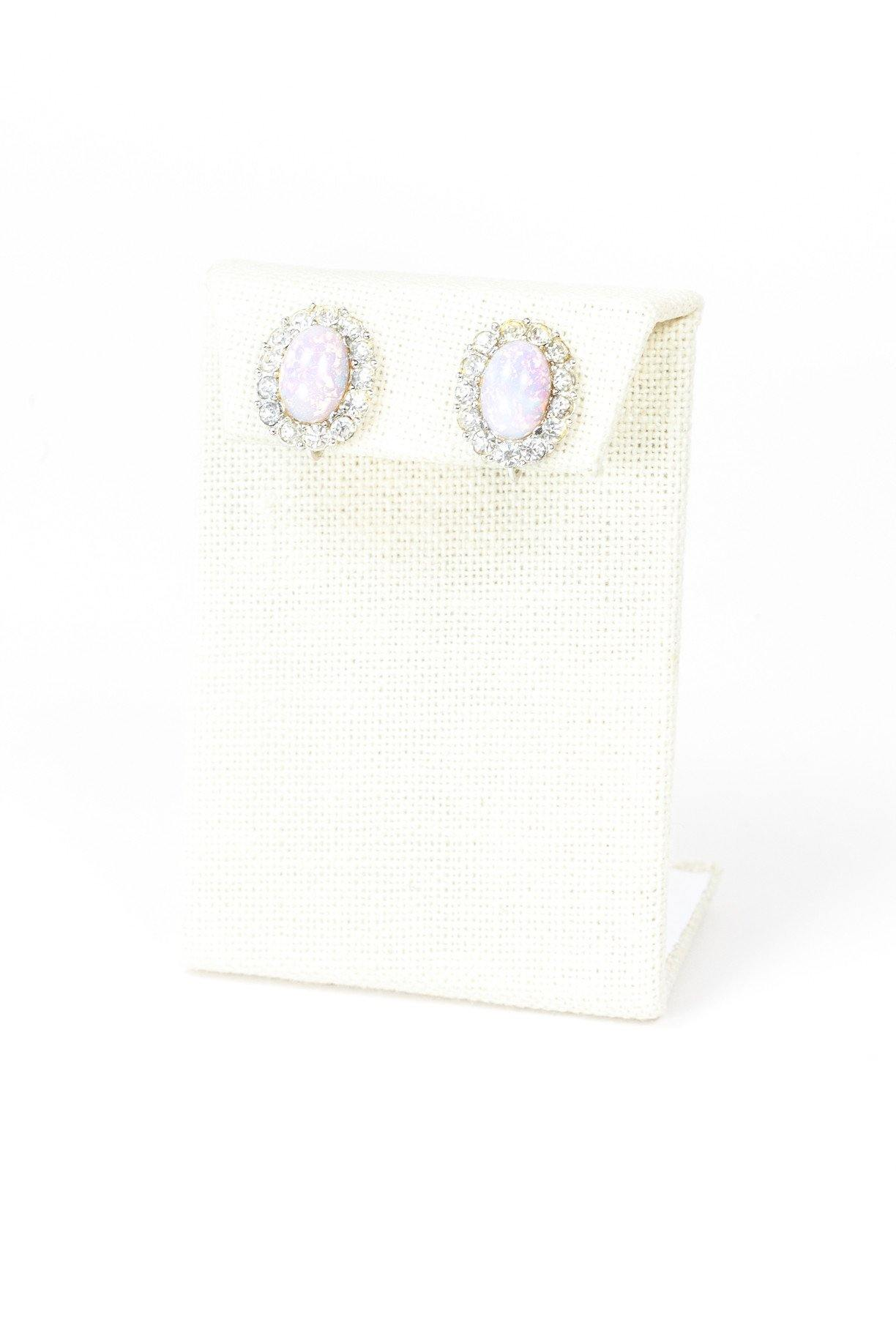 50's__Boucher__Dainty Earrings