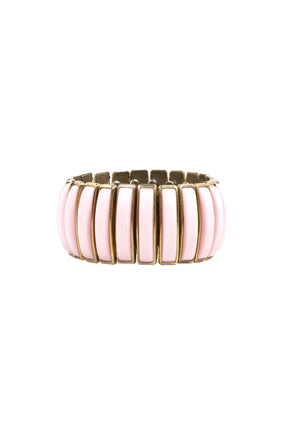 50's__Vintage__Pink Expansion Bangle