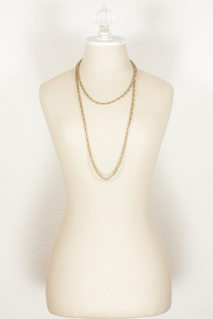 70's__Monet__Classic Long Chain