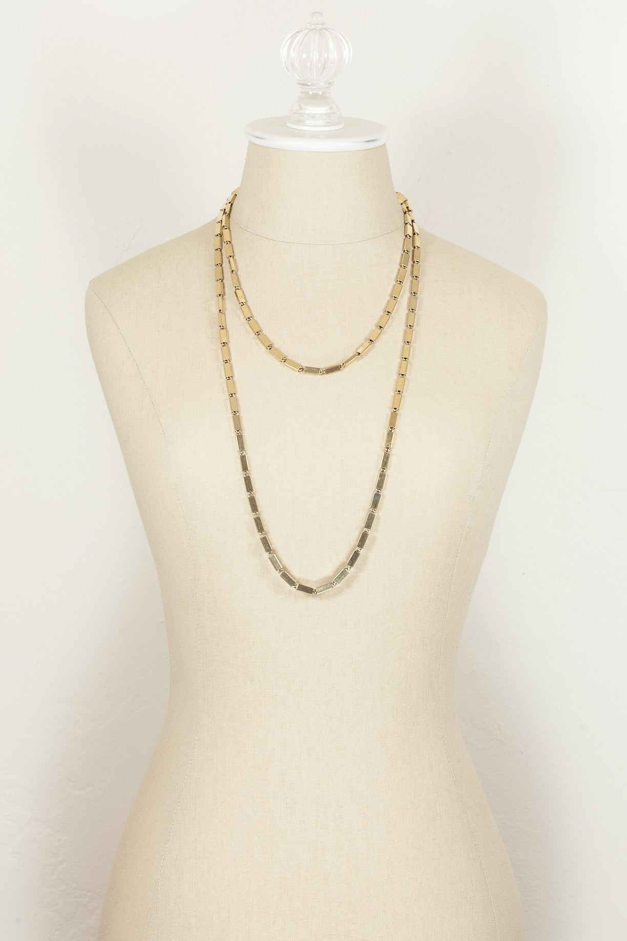 Vintage Extra Long Monet Chain