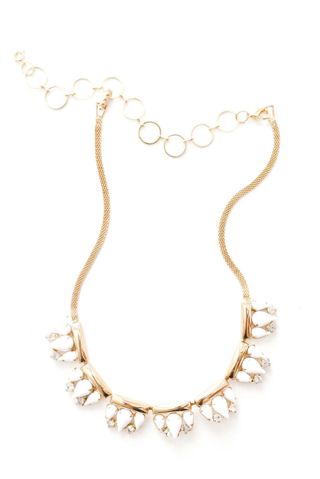 "Gold 5"" Necklace Extender"