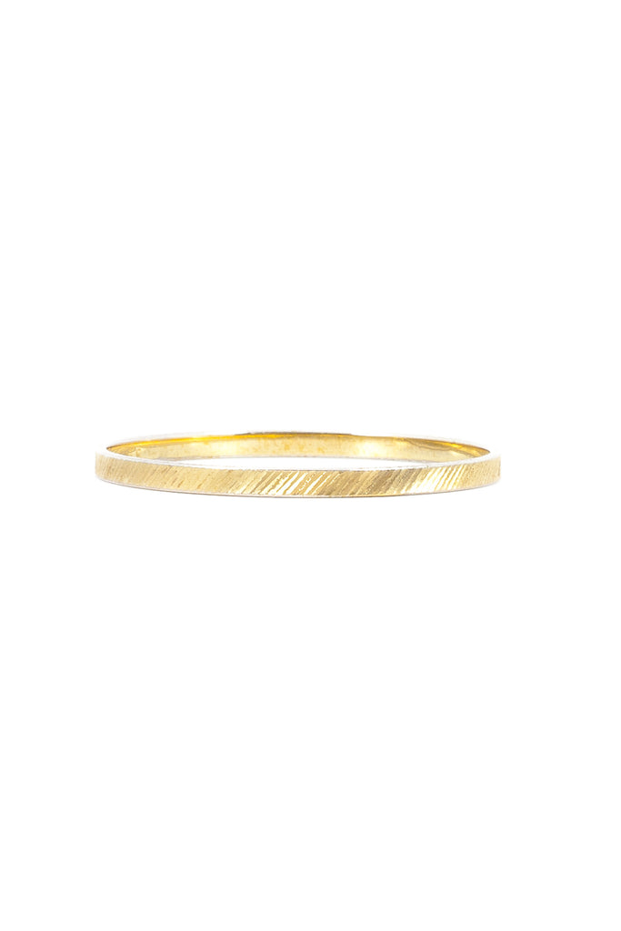 70's__Monet__Skinny Striped Bangle