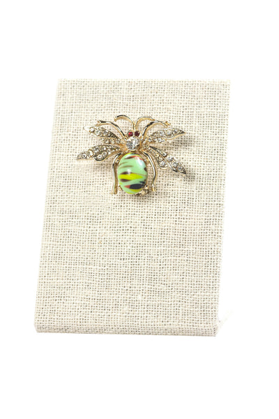 60's__Vintage__Busy Bee Brooch