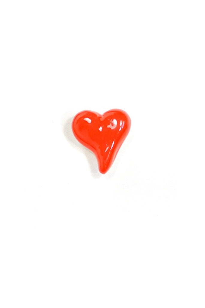 70's__Vintage__Classic Heart Brooch