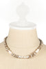 70's__Vintage__Chunky Shell Necklace