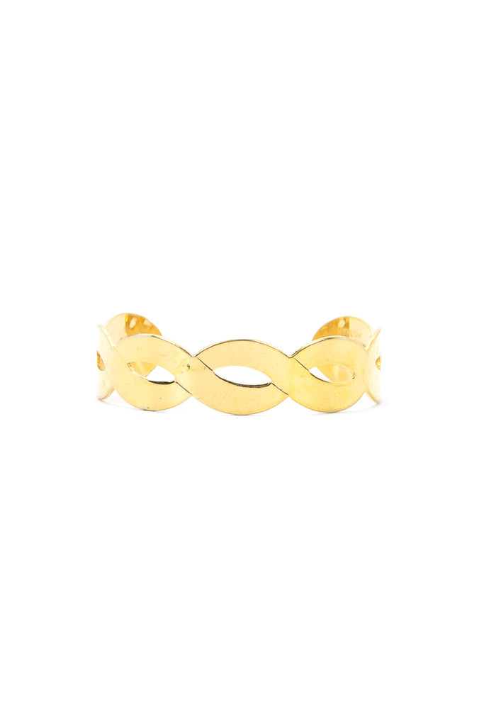 60's__Sarah Coventry__Twisted Cuff