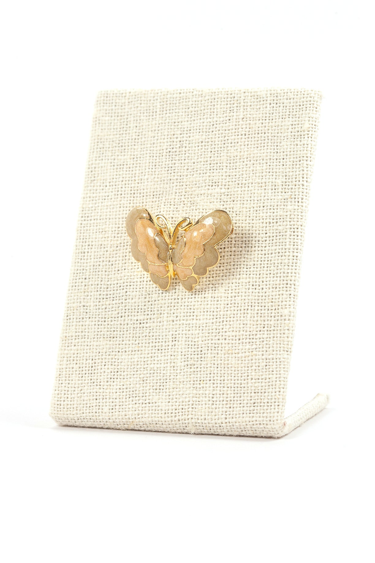 70's__Vintage__Mini Butterfly Pin