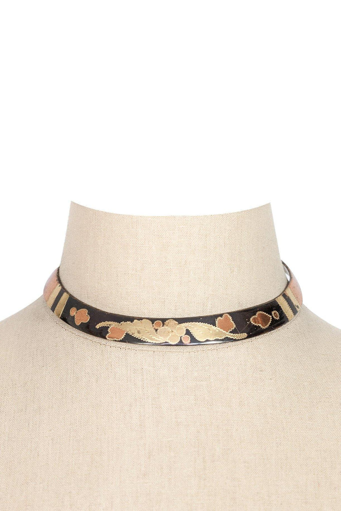70's__Vintage__Choker Necklace