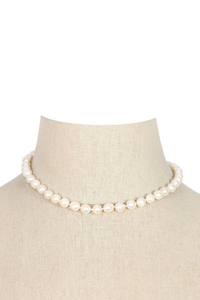 50's__Vintage__Pearl Necklace