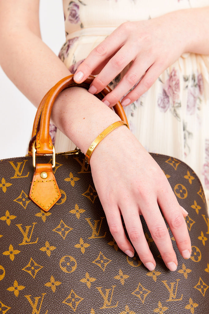 Louis Vuitton Alma PM Handbag