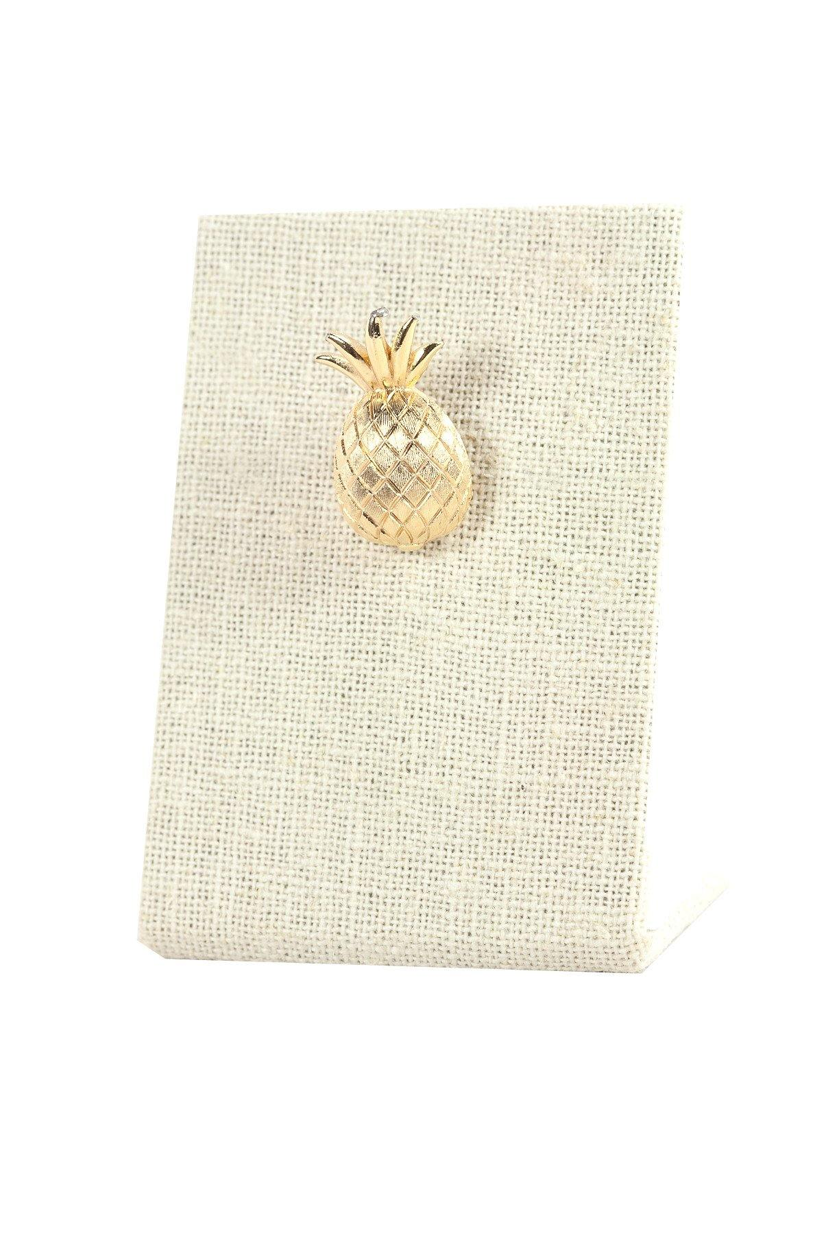50's Trifari Pineapple Brooch