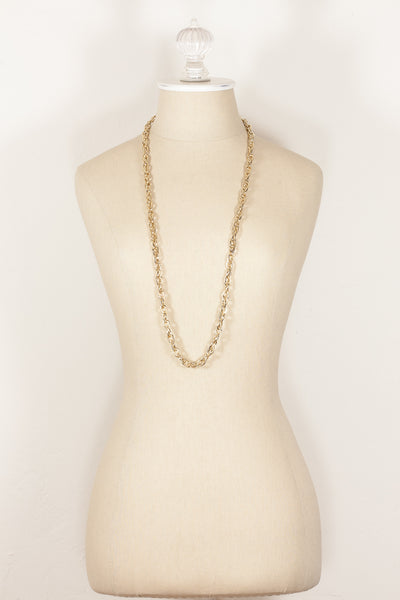 70's__Vintage__Chunky Chain Necklace