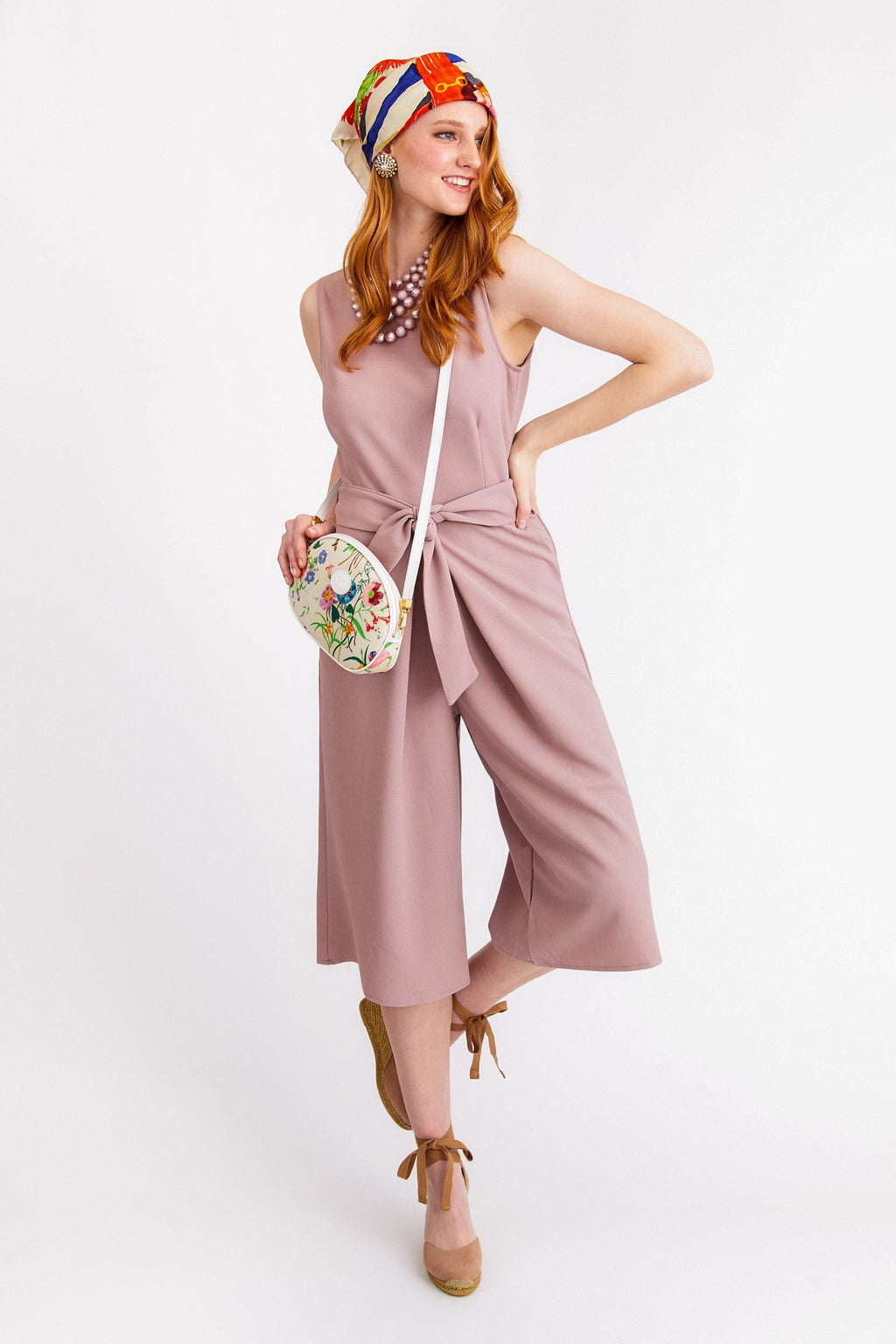 Bishop & Young Lilac Romper