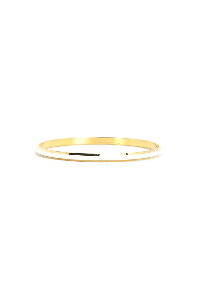 80's__Vintage__Classic Gold Bangle