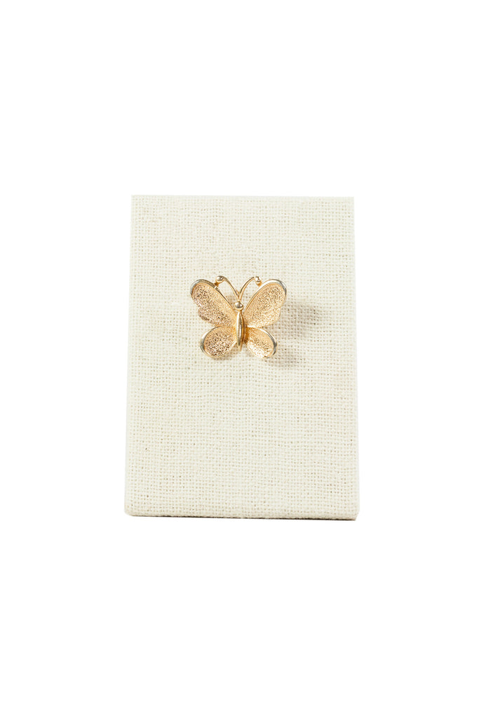 50's__Sarah Coventry__Mini Butterfly Brooch