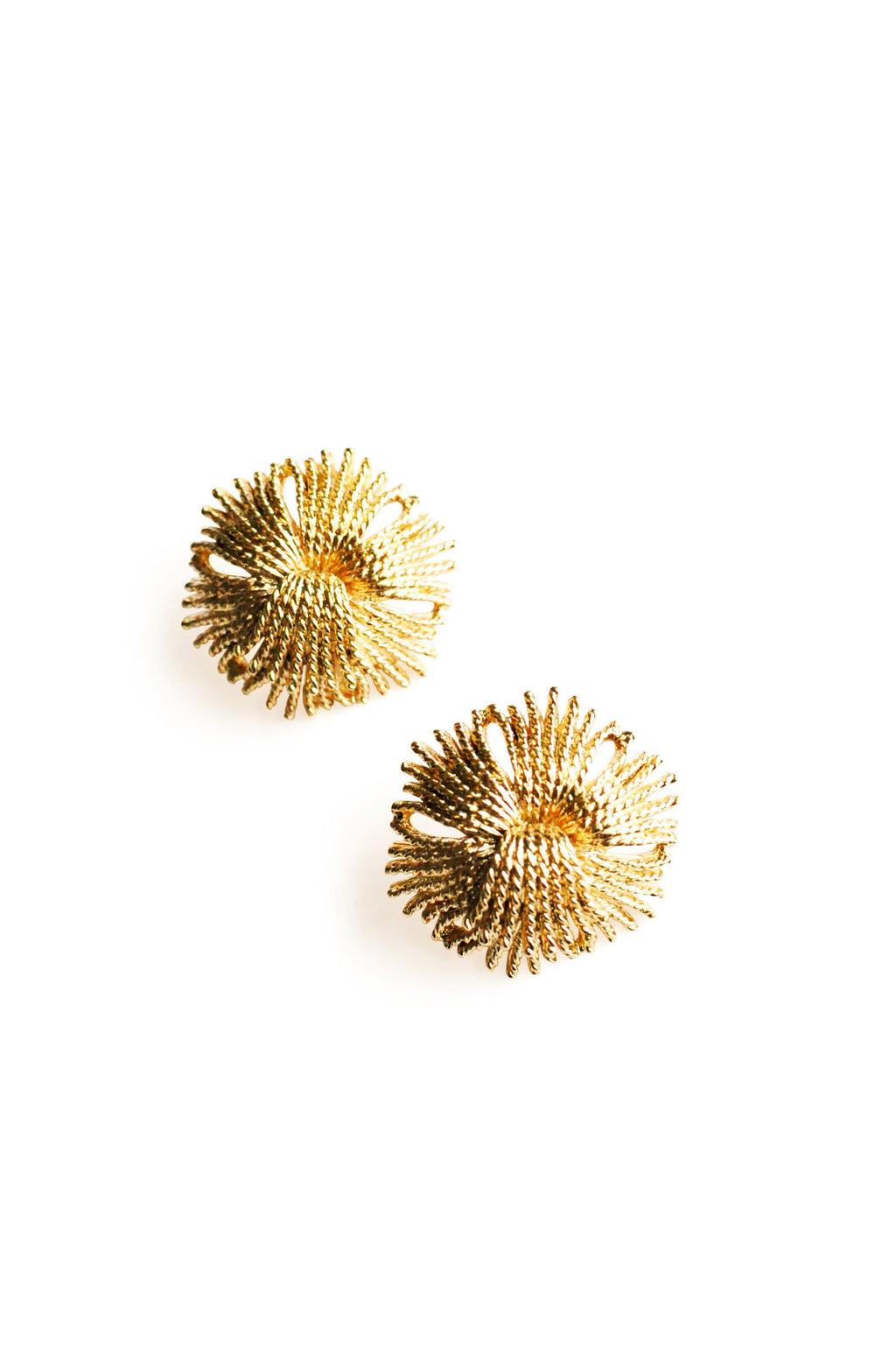 Burst Pierced Earrings